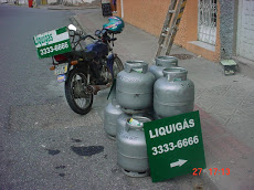 Foto relacionada com a empresa Gás e Água
