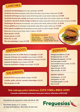 Foto relacionada com a empresa Freguesias Restaurante Comida Caseira Bistrô