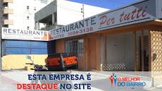 Foto relacionada com a empresa Per Tutti Restaurante e Marmitex em Estreito