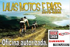 Foto relacionada com a empresa LALAS MOTOS E BIKES