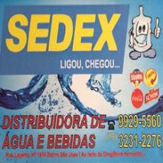 Foto relacionada com a empresa SEDEX - Distribuidora de Água e Bebidas