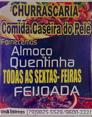 Foto relacionada com a empresa Restaurante comida caseira do Pelé