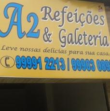 Foto relacionada com a empresa A2 Refeições e Galeteria