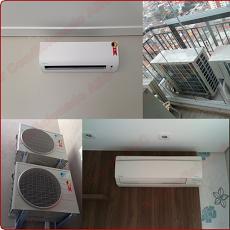 Foto relacionada com a empresa Ar Condicionado ABC - Instalação e Manutenção