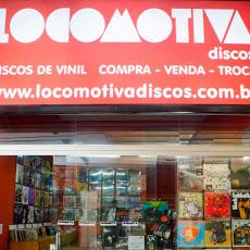 Foto relacionada com a empresa Locomotiva Discos