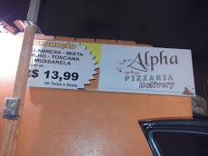 Foto relacionada com a empresa Alpha Pizzaria Delivery