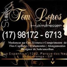 Foto relacionada com a empresa Studio Tom Lopes Hairdresser