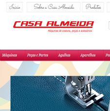 Foto relacionada com a empresa Casa Almeida Costura