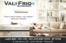 Foto relacionada com a empresa Vali Frio Ar Condicionado