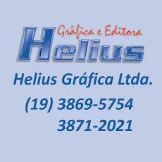 Foto relacionada com a empresa Helius Gráfica e Editora Ltda.