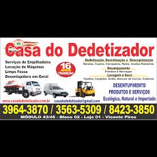 Desentupidora em Brasília - DF