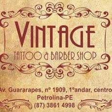 Foto relacionada com a empresa VINTAGE - Tatuagem | Piercing | Barbearia | Pub