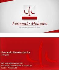 Foto relacionada com a empresa Fernando Meireles Advocacia e Assessoria Jurídica