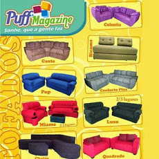 Foto relacionada com a empresa Puff e Magazine loja 02