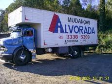 Foto relacionada com a empresa Mudanças Alvorada - Londrina pr.