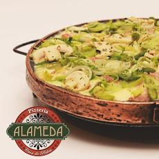 Foto relacionada com a empresa Alameda Pizzeria
