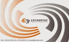 Foto relacionada com a empresa Cecomatec