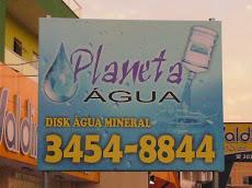 Foto relacionada com a empresa Planeta Água Disk Água Mineral
