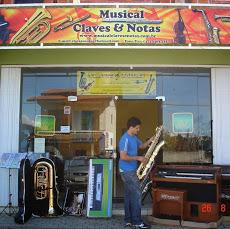 Foto relacionada com a empresa Musical Claves e Notas