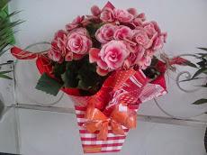 Foto relacionada com a empresa Floricultura Flores Coloridas