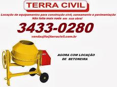 Foto relacionada com a empresa TERRA CIVIL LOCAÇOES