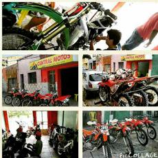 Foto relacionada com a empresa Central motos