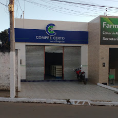 Foto relacionada com a empresa Drogaria Compre Certo/Farmácia Popular