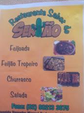 Foto relacionada com a empresa Restaurante Sabor Do Sertão