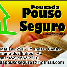 Foto relacionada com a empresa Pousada Pouso Seguro