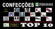 Foto relacionada com a empresa Confecçoes Top 10